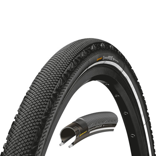 "Ulkorengas 28"" CONTINENTAL Speed Ride Reflex 42-622"