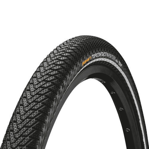 "Ulkorengas 28"" CONTINENTAL Top Contact Winter II Premium Reflex 42-622"